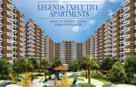 Legends Executive Apartments Bahria Town Karachi