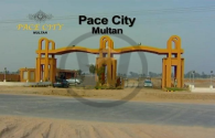 Pace City Multan Location Map - Payment Plan - Details