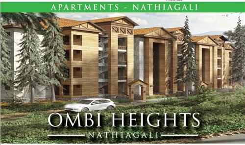 Ombi Heights Nathiagali