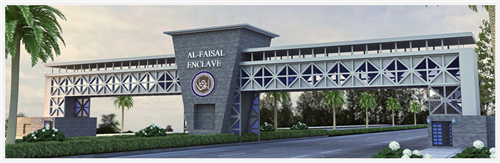 Al-Faisal Enclave Islamabad Payment Plan
