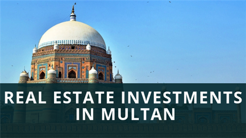 Top 5 Best Real Estate Investments In Multan 2019
