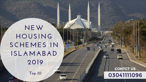 New Housing Schemes in Islamabad 2019 - List of 10