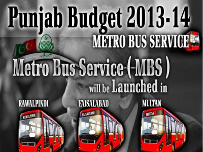 Rawalpindi Islamabad Metro Bus to Start by February