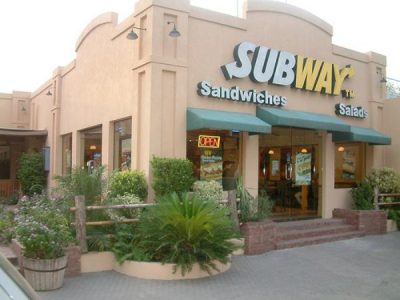 Subway Now in Mall of Lahore