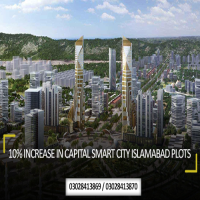 10% Increase In Capital Smart City Islamabad Plots