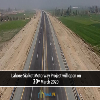 Sialkot Lahore Motorway M-11 To Be Opened On 30 March 2020 For Public