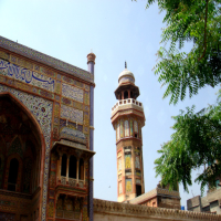 Gateways for Historical City Lahore